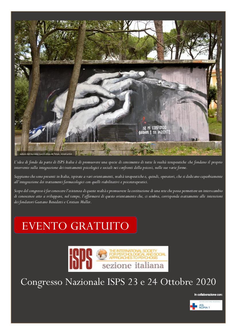 Congresso nazionale iSPS